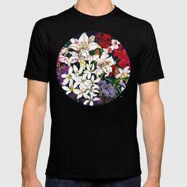 Lilies & Orchids T-shirt