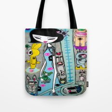 moymoy Tote Bag