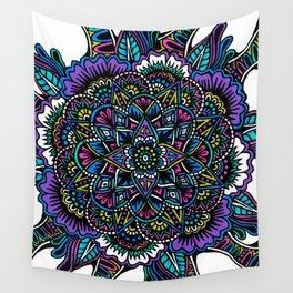 Original Cover Mandala Wall Tapestry