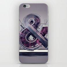 Ampersand_139 iPhone & iPod Skin