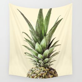 Pineapple Fruit Photography | Summer Happy Tropical Vibes | Art Wall Tapestry