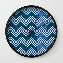 SERAFINA #3 Wall Clock