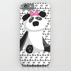 Panda Girl Slim Case iPhone 6s
