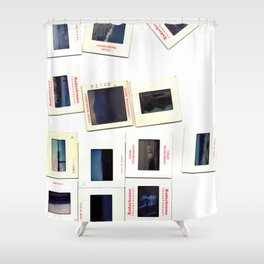 Kodachrome Shower Curtain
