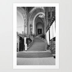 PARIS VIII - GRAND PALAIS Art Print