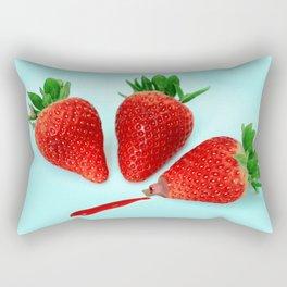 Natural color Rectangular Pillow