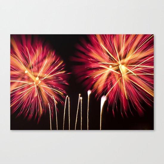 Efflorescence 35 Canvas Print