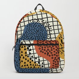 Colorful Notebook II Backpack