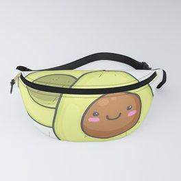 Happy Avocado Fanny Pack