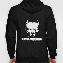 New Pitbull American Pit Bull Spiked Dog Collar Pitbull T-Shirts Hoody
