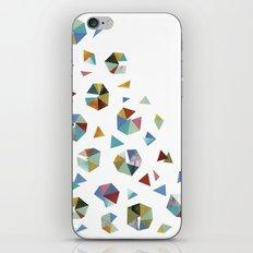 Color Hexagons iPhone & iPod Skin