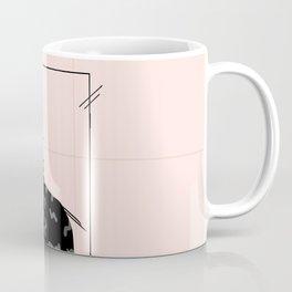 Lines - Fashion Illustration Coffee Mug