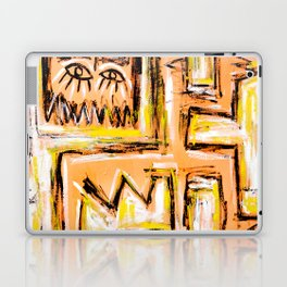 Avec et a Travers by Johnny Otto Laptop & iPad Skin