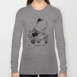 Alwhales Latte Long Sleeve T-shirt
