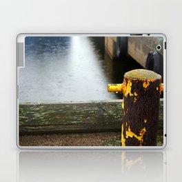 Rainy Dock Laptop & iPad Skin