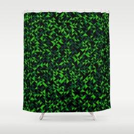 BermudaTriangles 12 Shower Curtain