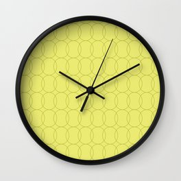 Fly Home Collection-  Circle Pattern Wall Clock