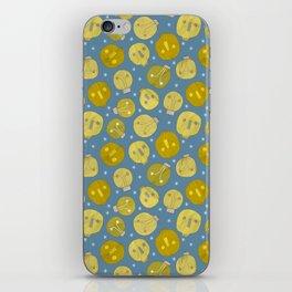 Pattern Project #47 / Skulls & Bulbs iPhone Skin