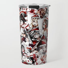 Christmas hentai Travel Mug
