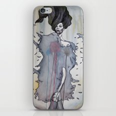 She Looks Trustworthy iPhone & iPod Skin