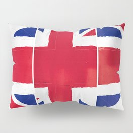 Brexit UK Pillow Sham
