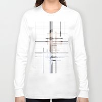 technology Long Sleeve T-shirts featuring Technology by Robert J. Lopez
