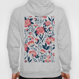 Spring Floral Blossom Hoody