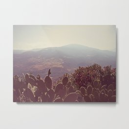 This Story Is True And Happened Once In The Future Long Ago (Atlas, Morocco) Metal Print