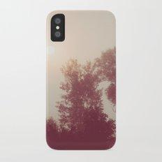 Find Me iPhone X Slim Case
