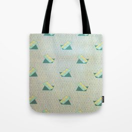 Pattern 7 Tote Bag