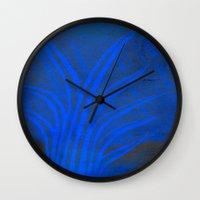 medusa Wall Clocks featuring Medusa by Fernando Vieira