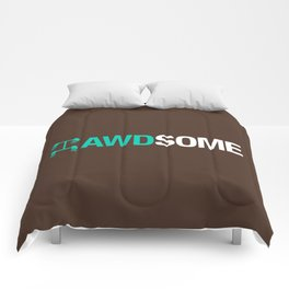 AWDSOME v3 HQvector Comforters