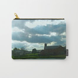 Home Grown Rays Of Light Carry-All Pouch