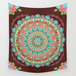 The Softness of Nurturing Evolvement Wall Tapestry