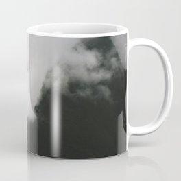 Misty Doubtful Sound Coffee Mug