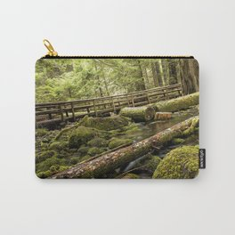McKenzie River Trail No 1 Carry-All Pouch