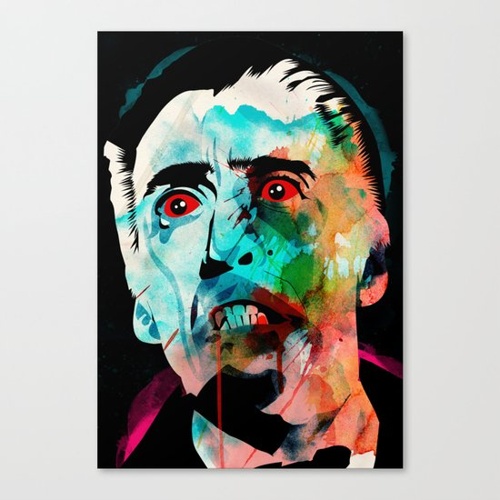 bloodsucker Canvas Print