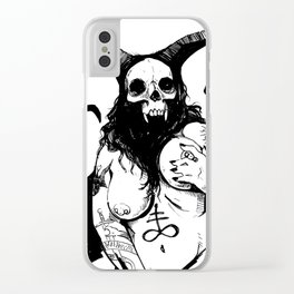 Muse II Clear iPhone Case