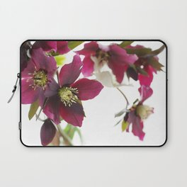 Flower impression Laptop Sleeve