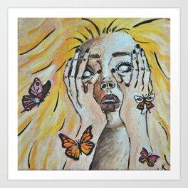 Metamorphosis I Art Print