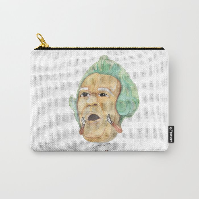 Oompa Loompa Carry-All Pouch