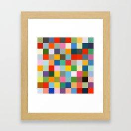 Haumea Framed Art Print