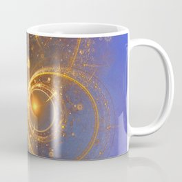 Clock Worlds Coffee Mug