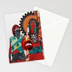 Native Love  Stationery Cards