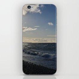 A Beach at Whidbey Island, Washington iPhone Skin