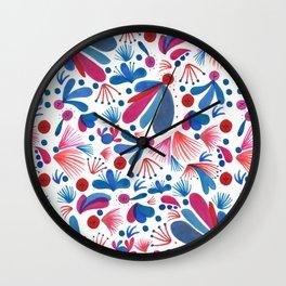 Love Heritage Wall Clock