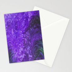 Fever And Feathers, #2, Purple Stationery Cards