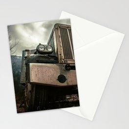 Rusty Warrior Stationery Cards