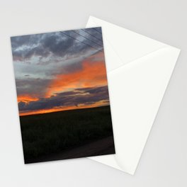 Sunset Stationery Cards