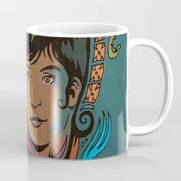Wahine #4 Coffee Mug